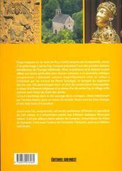 Visiter conques - 4ème de couverture - Format classique