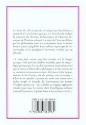 Histoire De La Civilisation Grecque T4 - 4ème de couverture - Format classique
