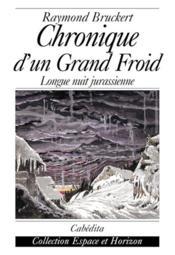 Chronique D'Un Grand Froid - Couverture - Format classique
