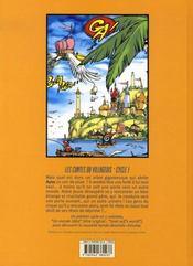 Un monde idéal t.3 ; le cirque - 4ème de couverture - Format classique