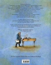 Beethoven - 4ème de couverture - Format classique