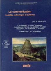 La Commmunication - Couverture - Format classique