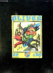 Oliver Album Du N° 154 Au N° 157. - Couverture - Format classique