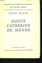 Sainte Catherine De Sienne. - Couverture - Format classique