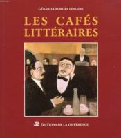 Les cafes litteraires - Couverture - Format classique