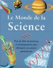 Monde De La Science (Le) - Couverture - Format classique