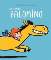 Doucement, Palomino ! - Couverture - Format classique