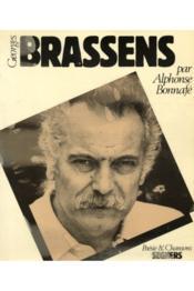 Georges Brassens - Couverture - Format classique