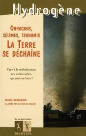 Ouragans, séismes, tsunamis : la terre se dechaîne - Intérieur - Format classique