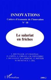 Revue Innovations N.10 ; Le Salariat En Friches - Couverture - Format classique