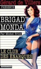 La video maudite Brigade mondaine, numéro 209 - Couverture - Format classique