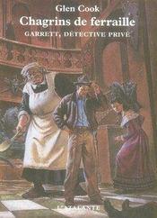 Garrett, détective privé ; chagrins de ferraille - Intérieur - Format classique