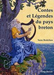 Contes et legendes du pays breton - Intérieur - Format classique