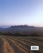 Les plus belles villes de charme de Toscane - 4ème de couverture - Format classique