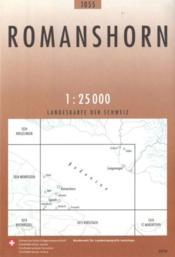 Romanshorn - Couverture - Format classique