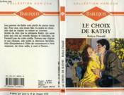 Le Choix De Kathy - No Place Too Far - Couverture - Format classique