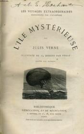 L'Ile Mysterieuse - Couverture - Format classique