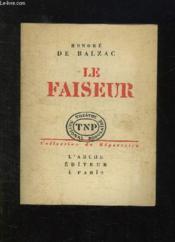 Le Faiseur. - Couverture - Format classique