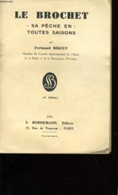 Le Brochet Sa Peche En Toutes Saisons. - Couverture - Format classique