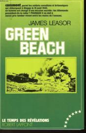 Green Beach - Couverture - Format classique