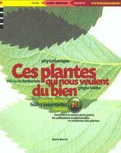Ces Plantes Qui Nous Veulent Du Bien - Intérieur - Format classique