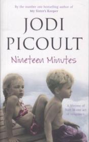 Nineteen Minutes - Couverture - Format classique