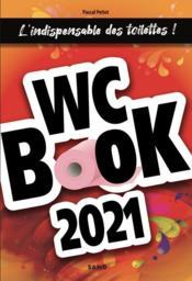 Wc book (édition 2021) - Couverture - Format classique