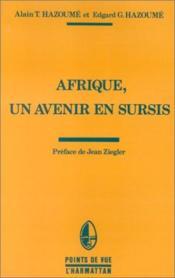 Afrique, un avenir en sursis - Couverture - Format classique