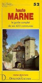 Haute Marne - Couverture - Format classique