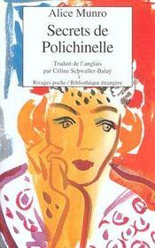 Secrets De Polichinelle - Intérieur - Format classique