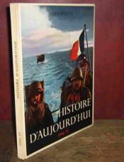 Histoire D'Aujourd'Hui 1956-1957 - Couverture - Format classique