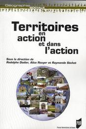 Territoires en action et dans l'action - Intérieur - Format classique