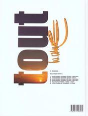 Tout Vance t.7 ; Rodric - 4ème de couverture - Format classique