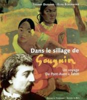Dans le sillage de gauguin - Couverture - Format classique