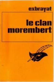 Le Clan Morembert - Couverture - Format classique