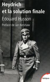 Heydrich et la solution finale - Couverture - Format classique