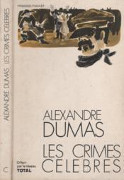 Les crimes célèbres - Couverture - Format classique