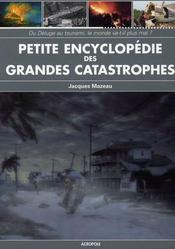Petite encyclopédie des grandes catastrophes - Intérieur - Format classique