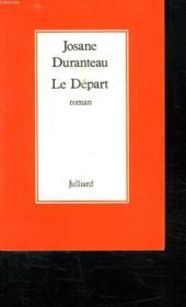 Le Depart. - Couverture - Format classique