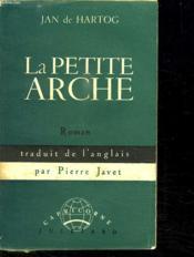 La Petite Arche. - Couverture - Format classique