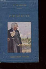 Pierrette - Couverture - Format classique