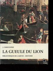 La Gueule Du Lion - Couverture - Format classique