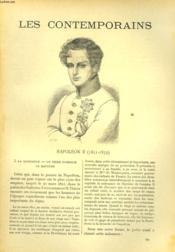 Les Contemporains N°399. Napoleon Ii. Duc De Reichstadt. (1811-1832). - Couverture - Format classique