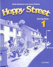 Happy street 1: activity book - Intérieur - Format classique