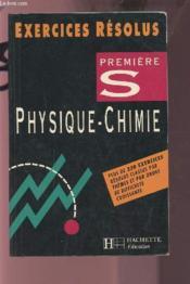 Exercices resolus sciences physiques 1e s - Couverture - Format classique