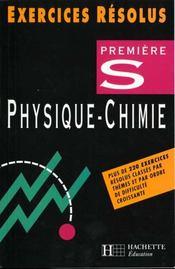 Exercices resolus sciences physiques 1e s - Intérieur - Format classique