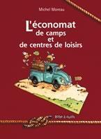 L'economat de camps et centres de loisirs - Couverture - Format classique