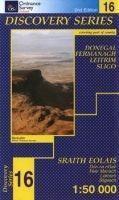 Donegal/Fermanagh/Leitrim - Couverture - Format classique