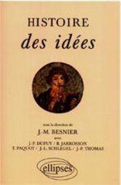Histoire Des Idees - Intérieur - Format classique