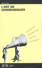 L'Art De Communiquer - Intérieur - Format classique